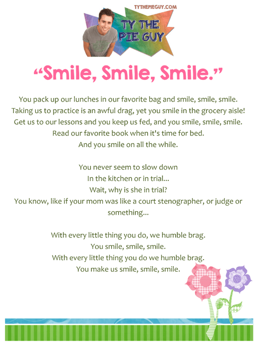 smilesmilesmilelyrics